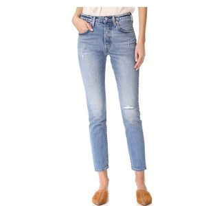 Levi's 501 Skinny Jeans 25